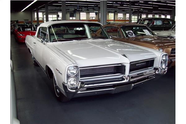 1964 Pontiac Parisienne Custom Sport 327 4 Speed