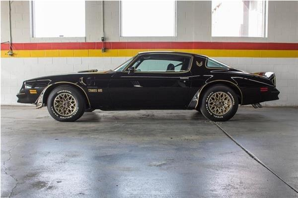 1977 Pontiac Trans Am 3,371mi ALL ORIGINAL